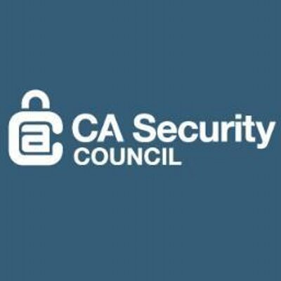 Logo von CA Security Council