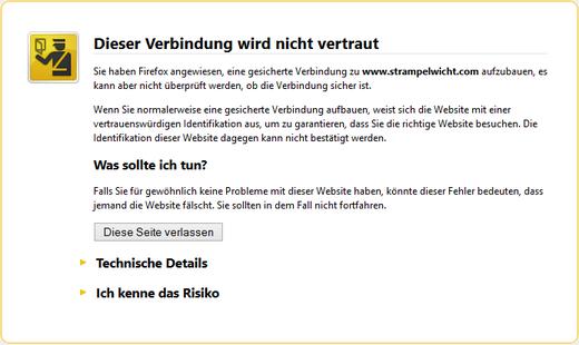 Installierung des SSL-Zertifikates auf NAS Synology | Magazin über ...