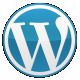 Logo vom Wordpress